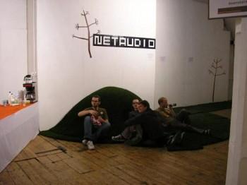 Kollektiv Turmstraße @ Netaudio Festival 2006 :: by Raimund Reintjes